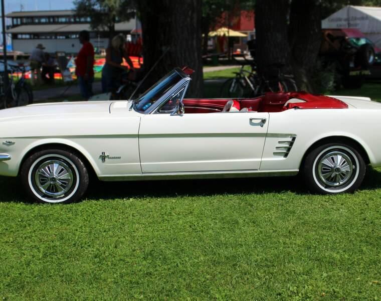 La Ford Mustang