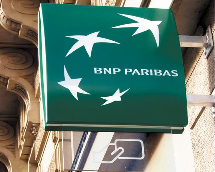 4ème : BNP Paribas
