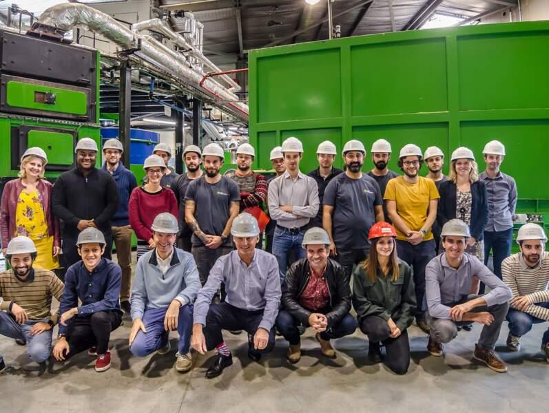 Mini Green Power : transformer les déchets en énergie immédiate