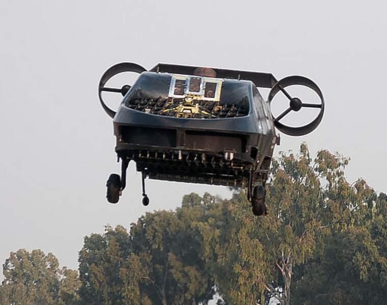Le drone ambulance évacuera les blessés dans les zones inaccessibles