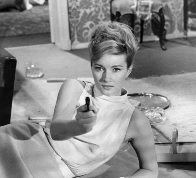 DANIELA BIANCHI dans Bons baisers de Russie, 1963
