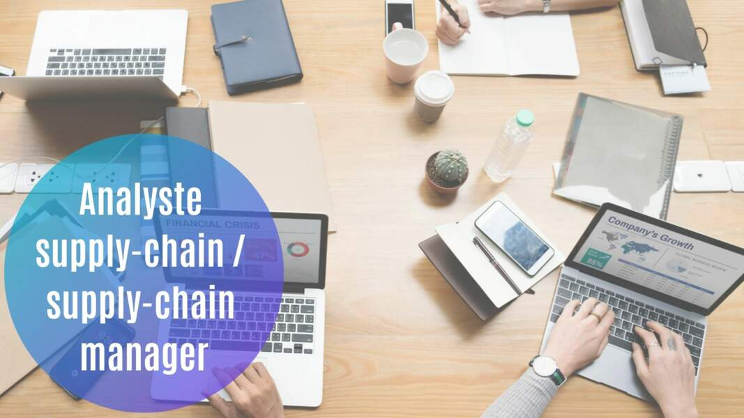 Analyste supply-chain / Supply-chain manager