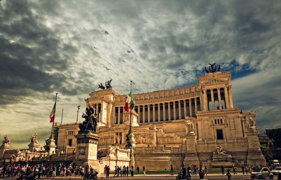 L'économie italienne, très exportatrice, est sous pression