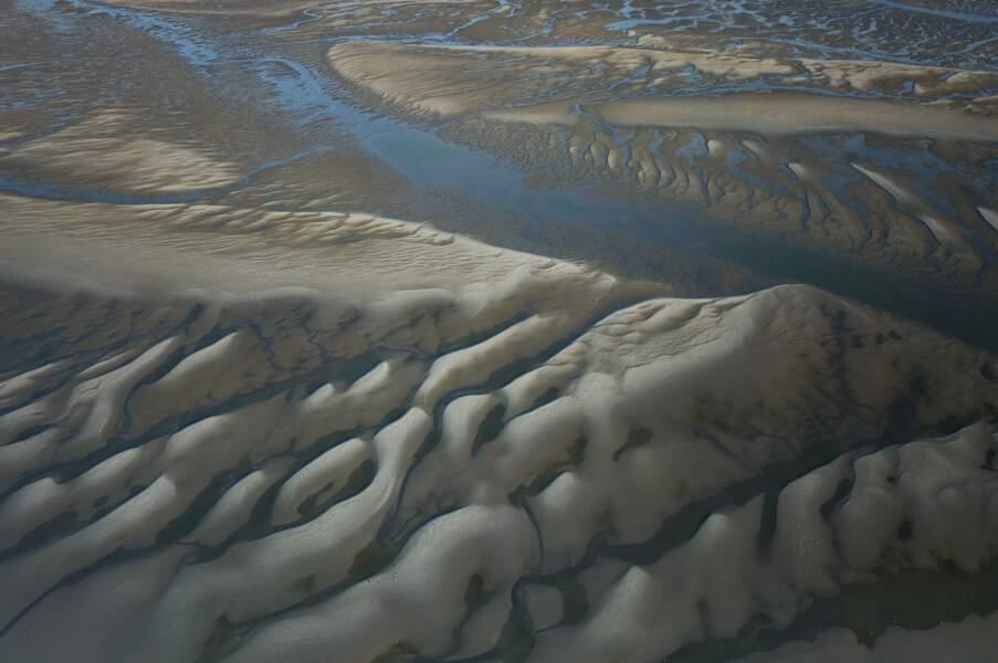 La baie de Somme (Somme)