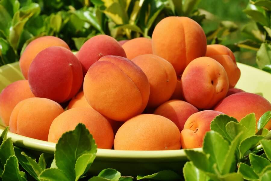 9. Abricots