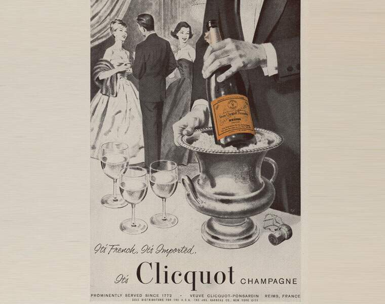 Veuve Clicquot : une femme d'affaires visionnaire