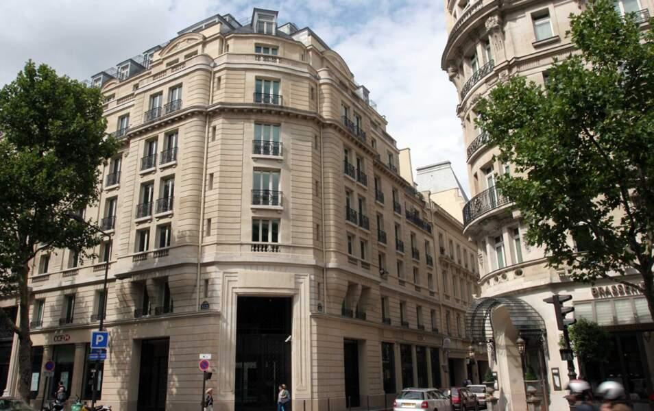 "Siège du ""Figaro"", Paris 9è"