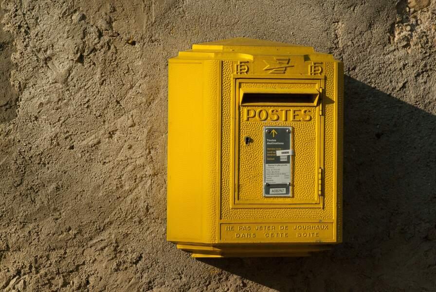 Un bureau de Poste français fermé pour cause de chaleur