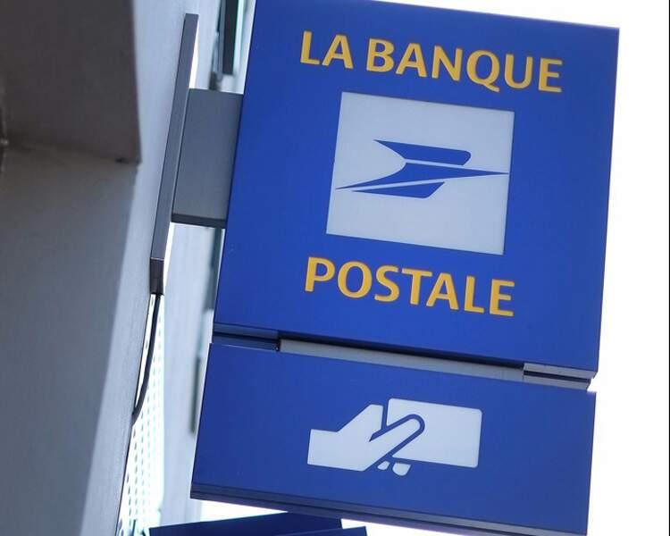 8ème : La Banque postale