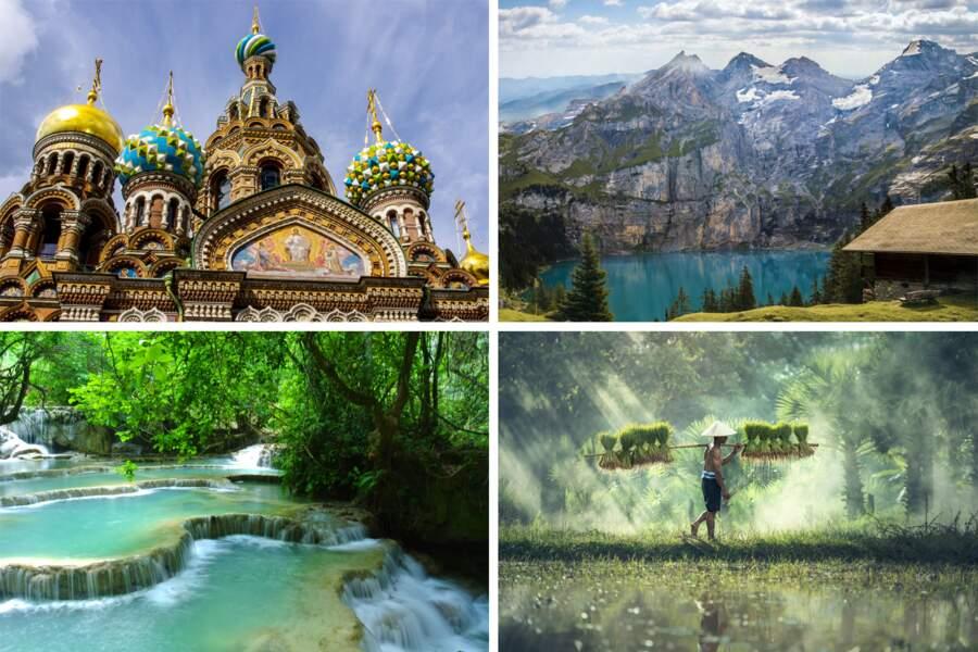 Dans quels pays touristiques aurez-vous un gain de pouvoir d'achat ?