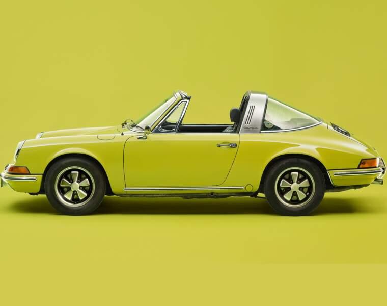 La Porsche 911