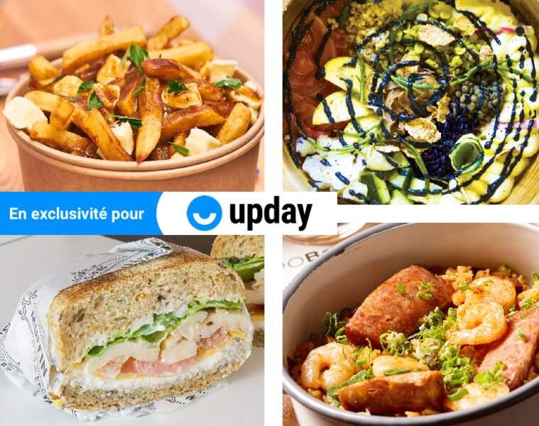 Ces concepts de restauration rapide prometteurs ont été repérés par la Sandwich & Snack Show Academy.