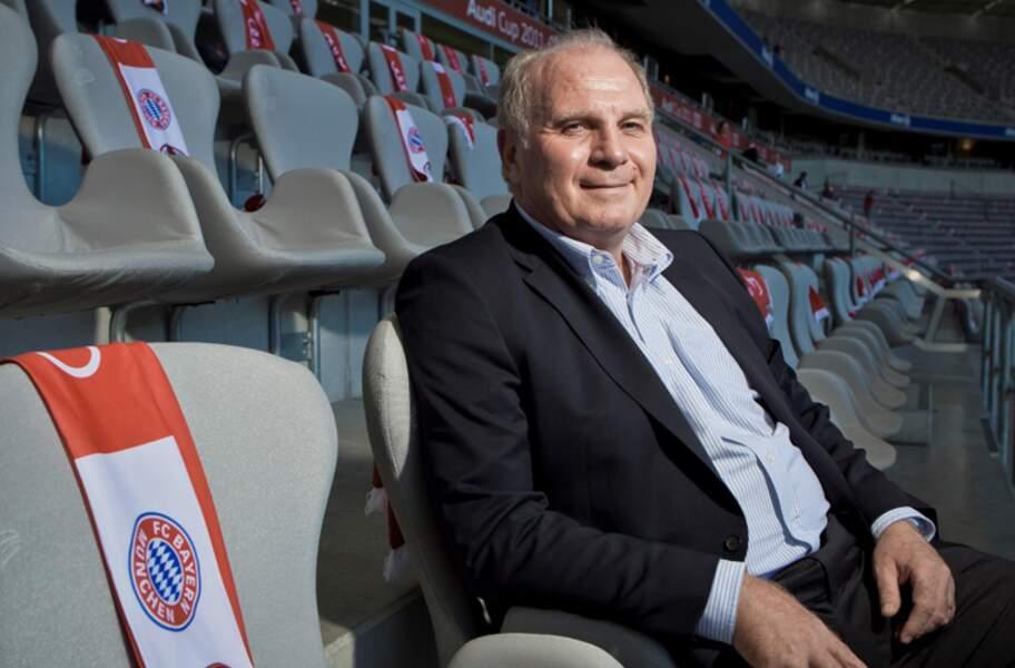 Uli Hoeness, ancien président du Bayern Munich