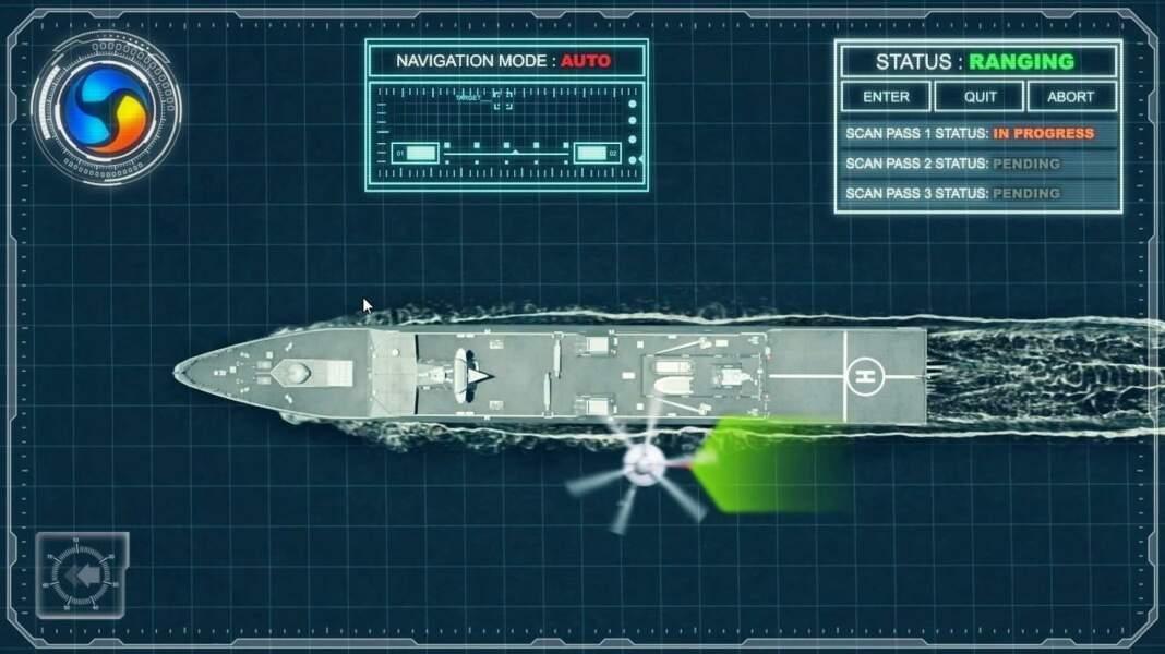 ECA primé pour sa solution de drone qui protège les navires