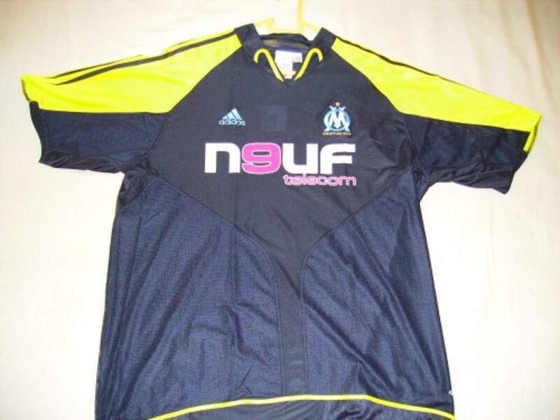 "Le maillot ""Minots"" (2004-2005)"