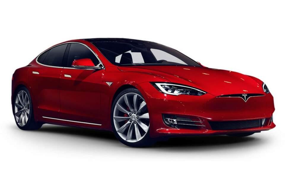 2012 : La Tesla Model S a fait de l'électromobilité une réalité.