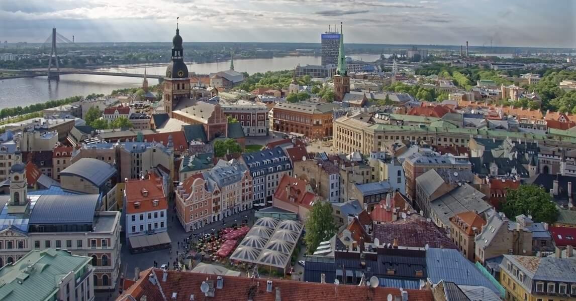 Nice - Riga