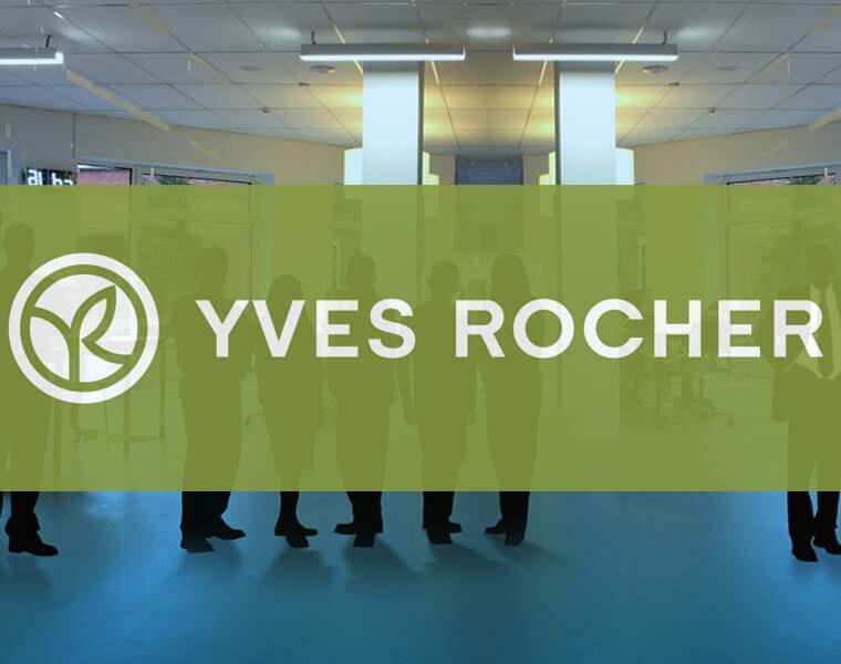 7ème : Yves Rocher
