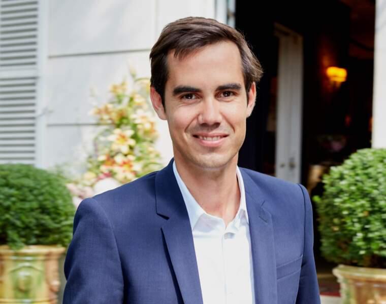 Nicolas Hazard, 36 ans : son fonds finance 500 start-up sur la planète