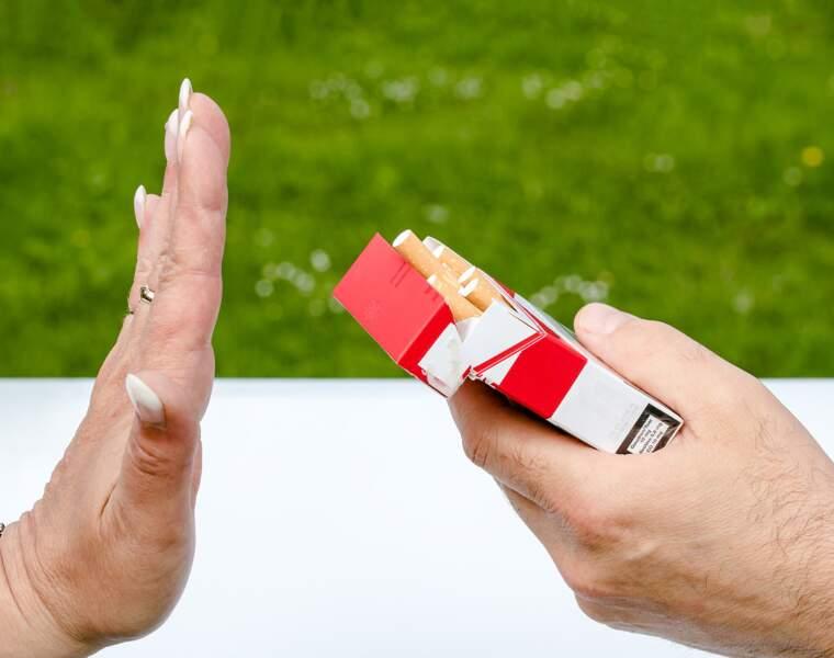 """Congé """"non fumeurs"""""""