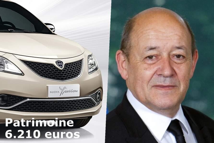 Jean-Yves Le Drian - Ministre de l'Europe et des Affaires étrangères