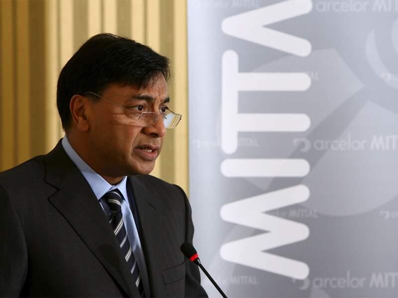 Le CV de Lakshmi N. Mittal, P-DG d'Arcelor Mittal