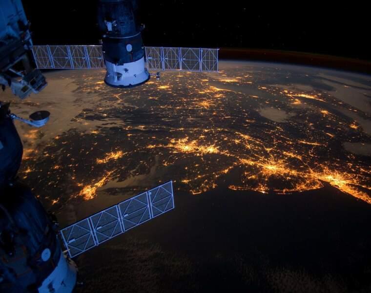 Réseau de satellites : du Wifi sur toute la planète