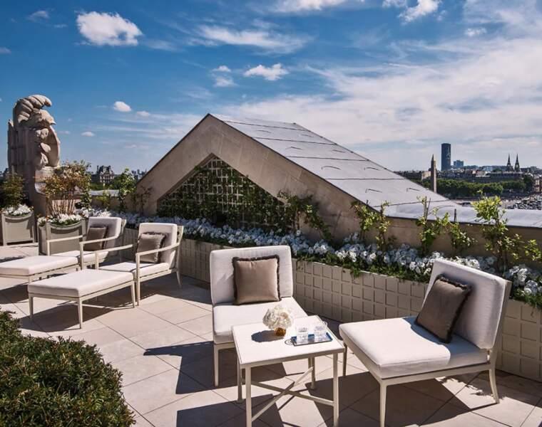 """Le Crillon est le 25è hôtel de luxe à décrocher le sésame """"Palace"""""""