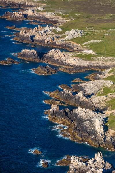 Les landes littorales d'Ouessant (Finistère)
