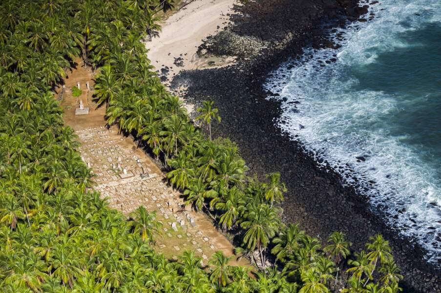 Les îles du Salut (Guyane)