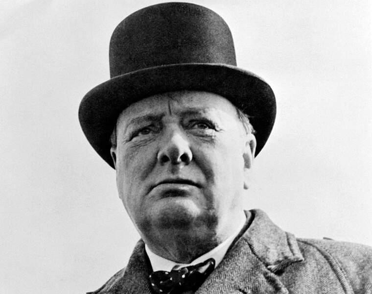 Winston Churchill (1874-1965), Premier ministre du Royaume-Uni
