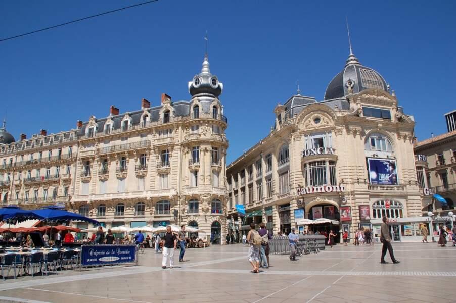 16. Montpellier
