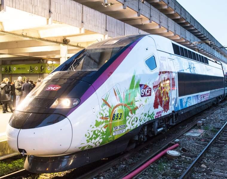 Les TGV-drones fonceront à 300 km/h sans conducteur