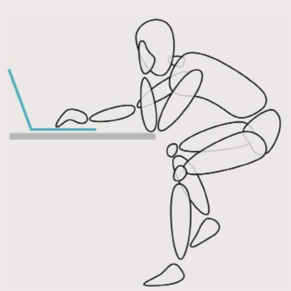 Le syndrome du laptop