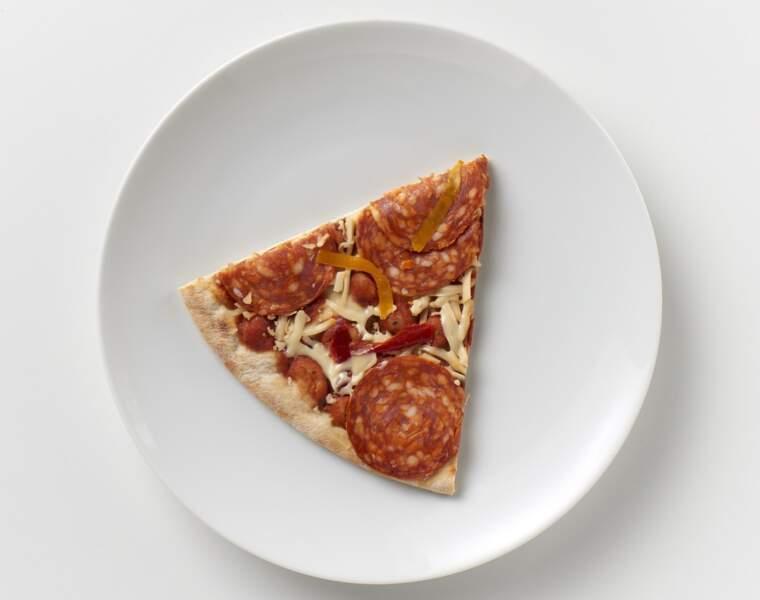 CARREFOUR Pizza chorizo : Traçabilité floue