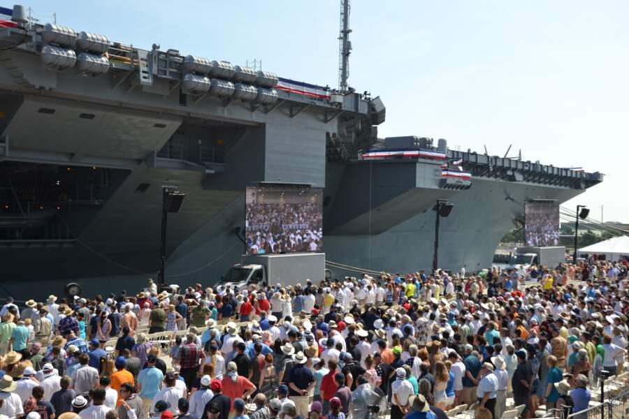 10.000 invités à la cérémonie
