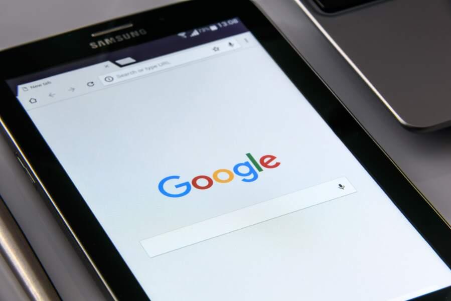 Alphabet (maison mère de Google) le talonne