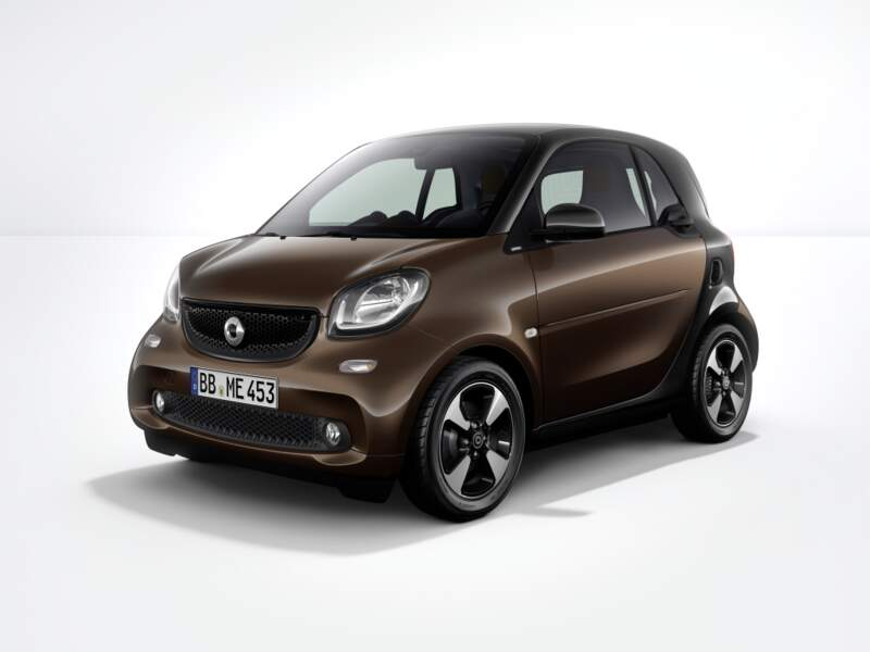 N°8 - Smart Fortwo