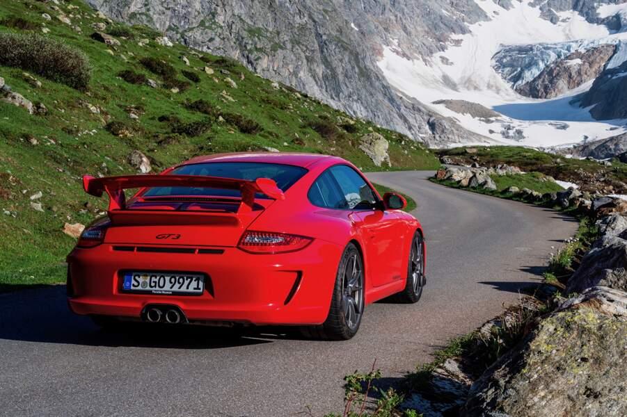 Porsche 911 GT3 (997.2)