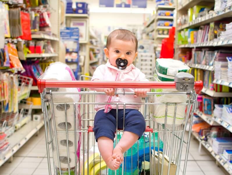 Les dépenses pour bébé représentent un budget conséquent pour les nouveaux parents