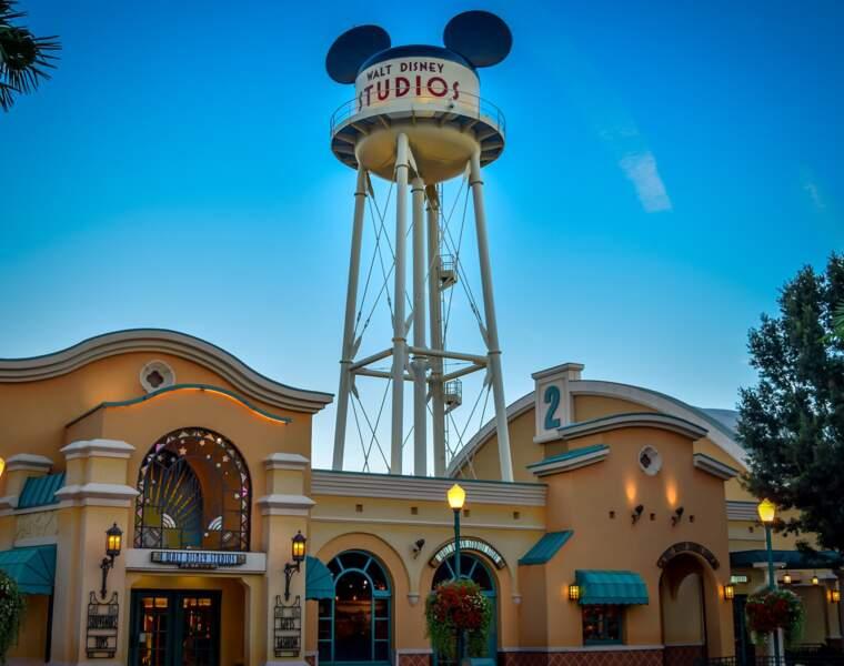 3. Parc Walt Disney Studios