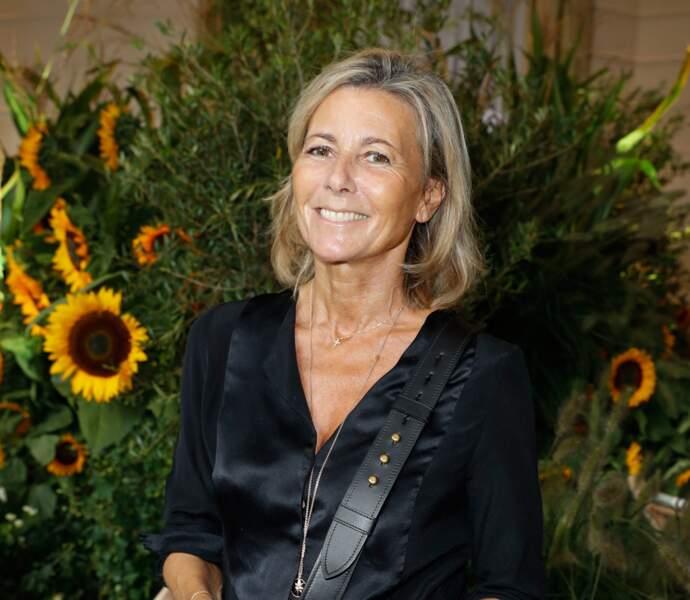Claire Chazal, ex-présentatrice de TF1