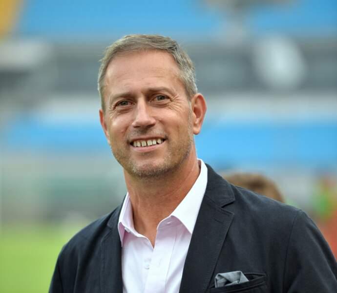 Alain Perrin, coach de Portsmouth