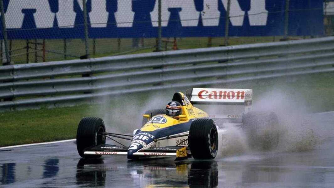 1986-1989 : Les moteurs Renault s'arrachent