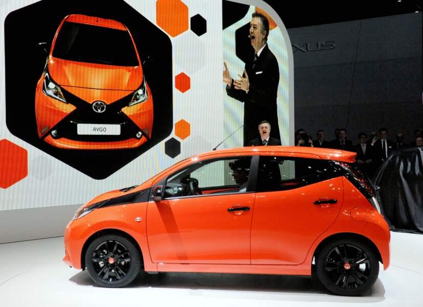 Toyota Aygo : à partir de 900 euros