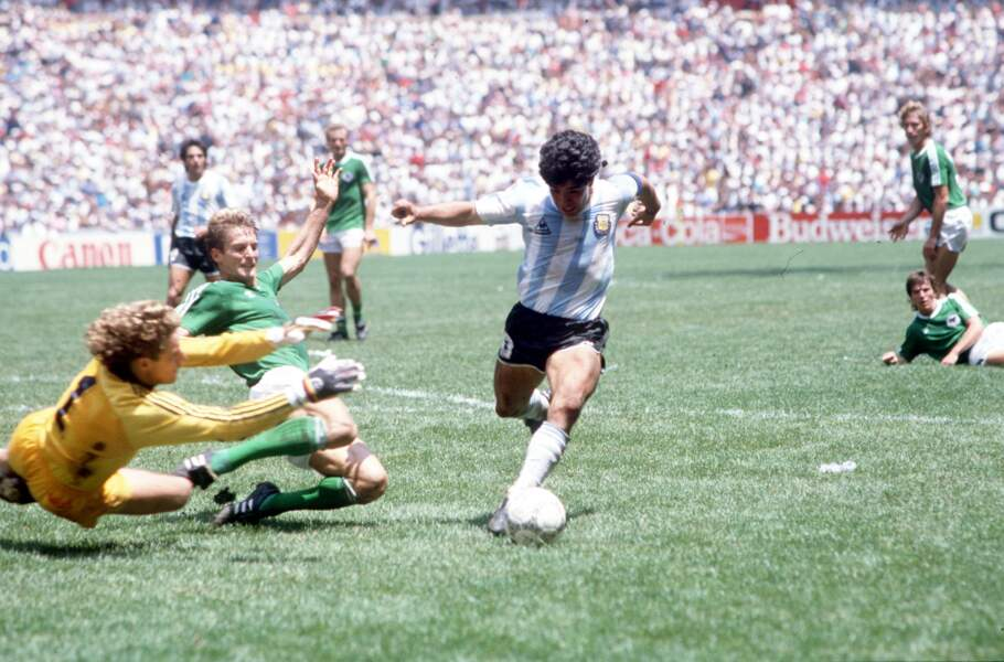 Finale de la Coupe du monde de 1986 : Argentine 3 - RFA 2