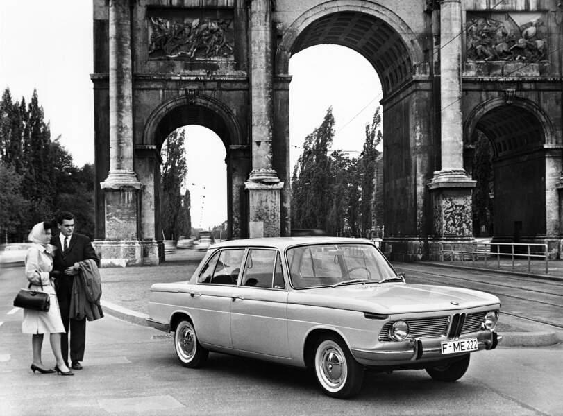 BMW 1500 : le renouveau de la marque