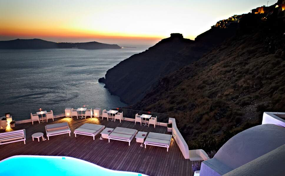 Sun Rocks Hotel (Santorin, Grèce)