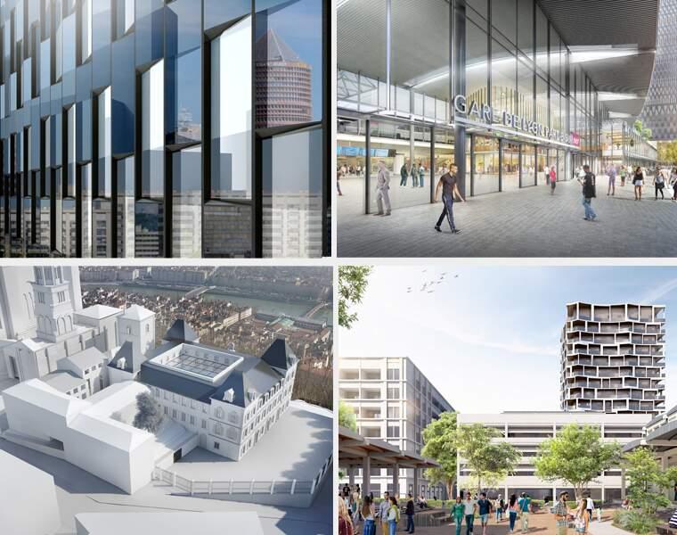 Les projets qui vont modifier la ville