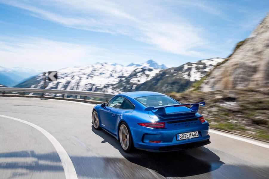 Porsche 911 GT3 (991.1)